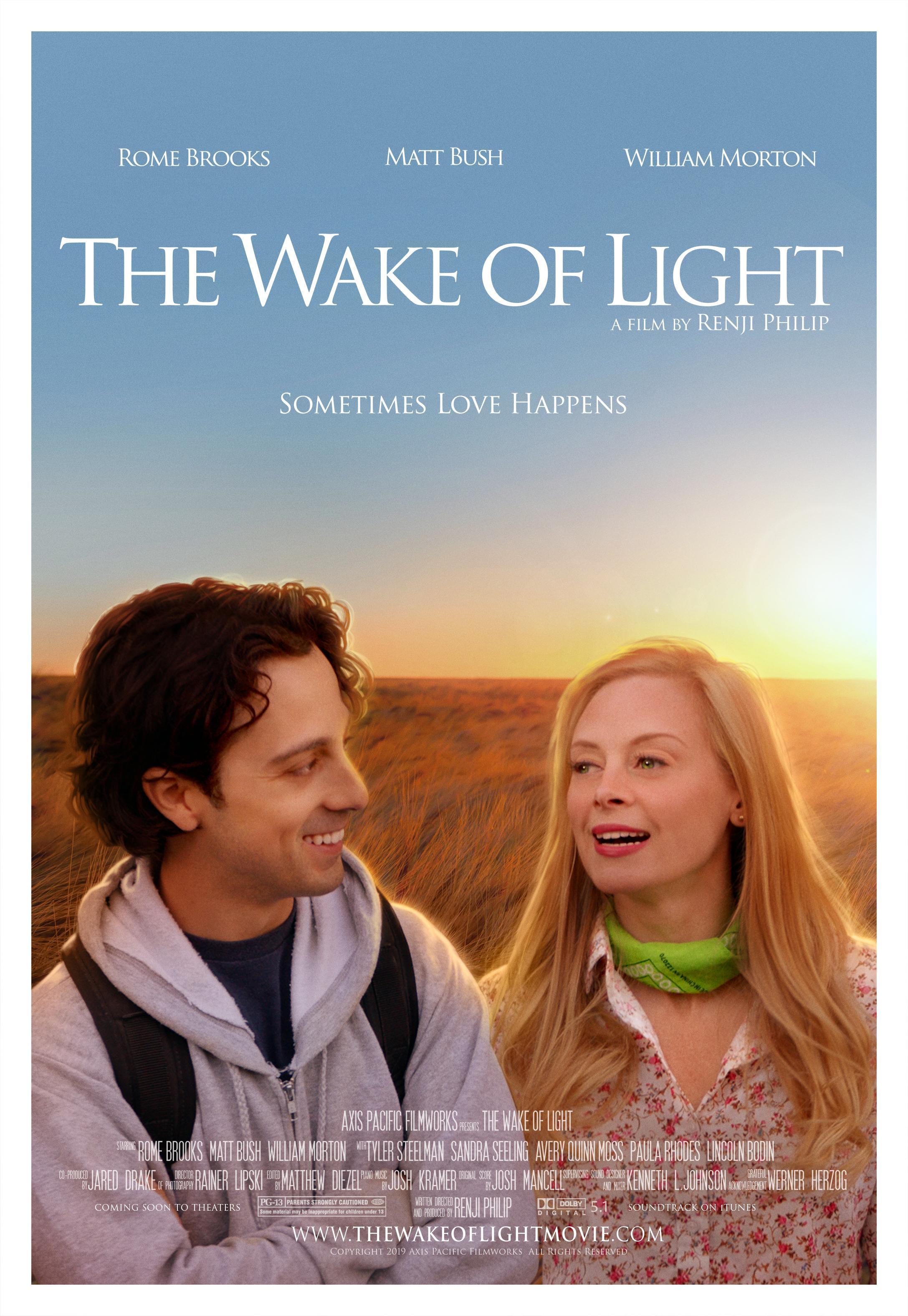 The Wake of Light kapak