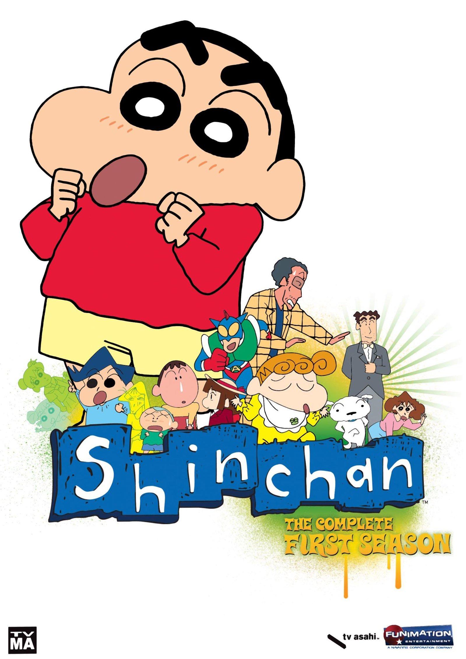 Shin Chan kapak