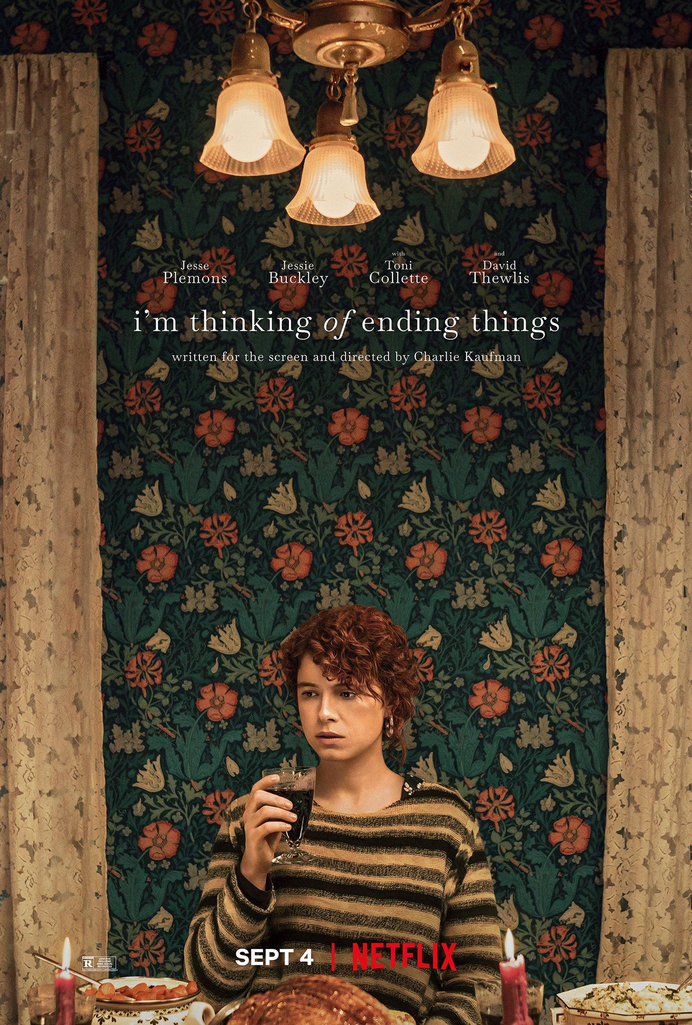 I'm Thinking of Ending Things kapak