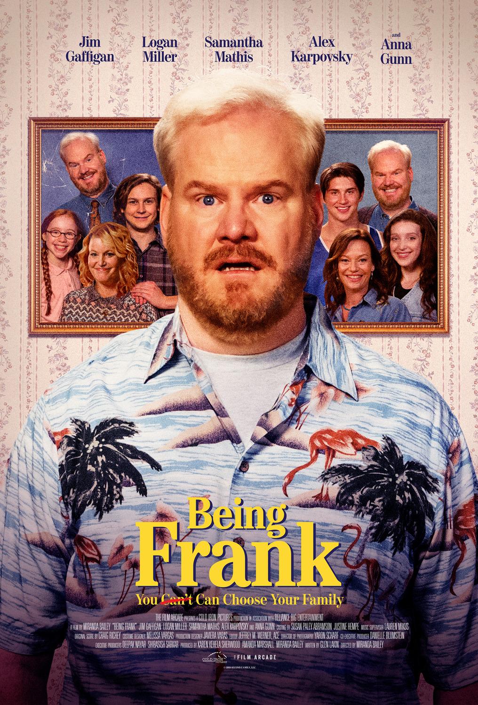 Being Frank kapak