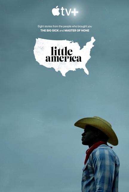 Little America kapak