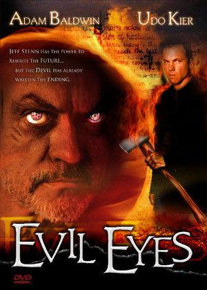 Evil Eyes kapak
