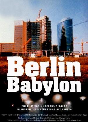 Berlin Babylon kapak