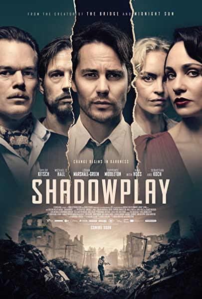Shadowplay kapak