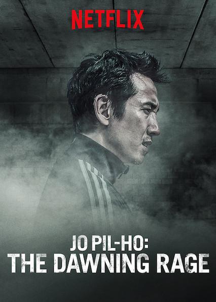 Jo Pil-ho: The Dawning Rage kapak