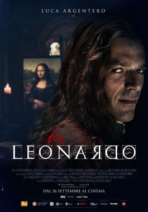 I, Leonardo kapak