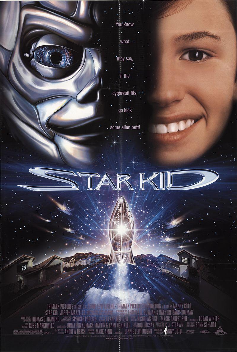 Star Kid kapak