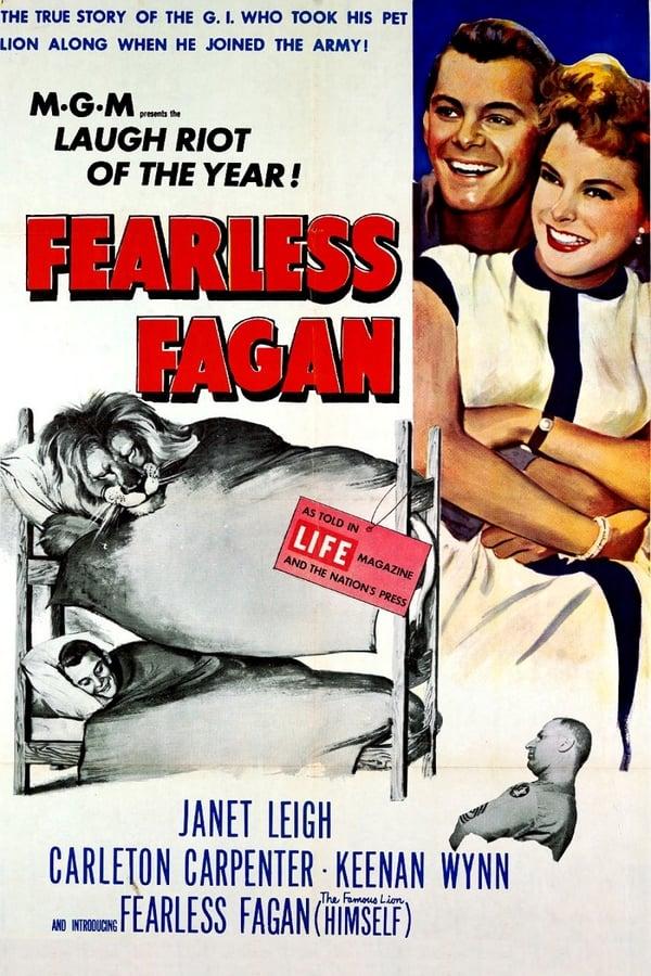 Fearless Fagan kapak