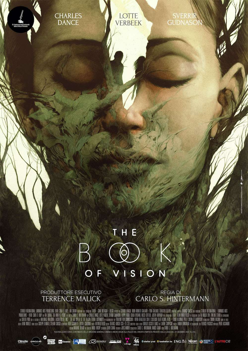 The Book of Vision kapak
