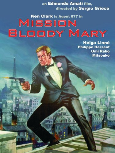 Mission Bloody Mary kapak