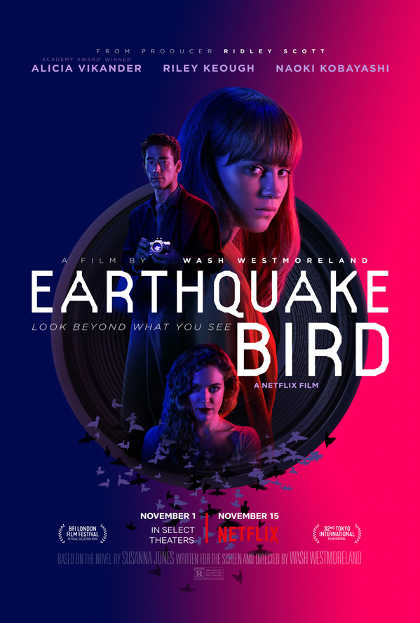 Earthquake Bird kapak