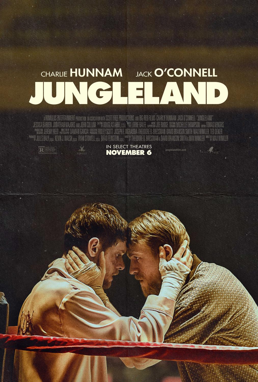 Jungleland kapak