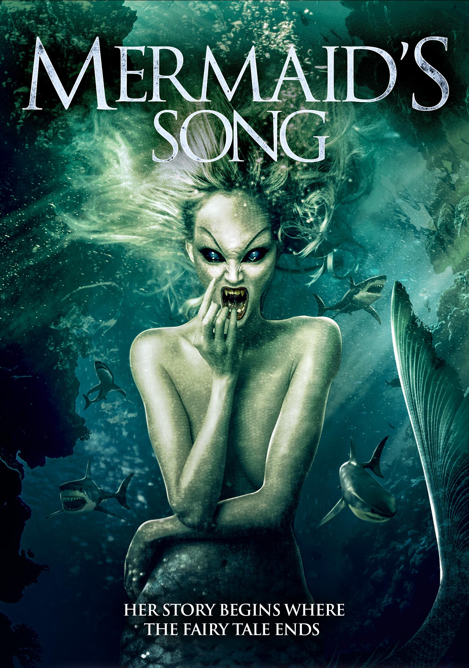 Mermaid's Song kapak