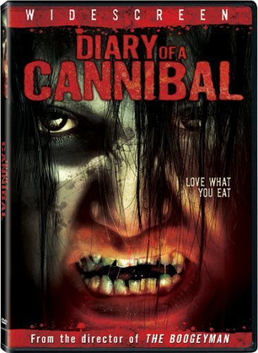 Diary of a Cannibal kapak