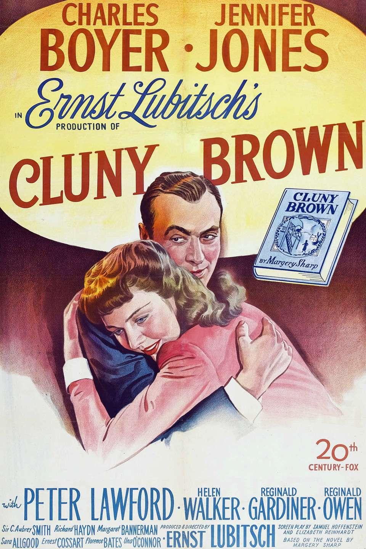 Cluny Brown kapak