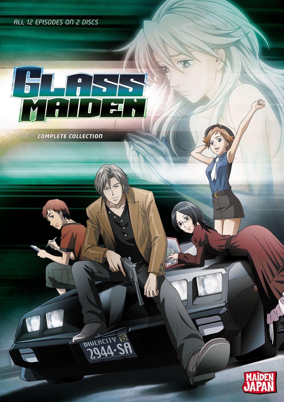 Glass Maiden kapak