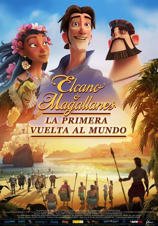 Elcano y Magallanes. La primera vuelta al mundo kapak