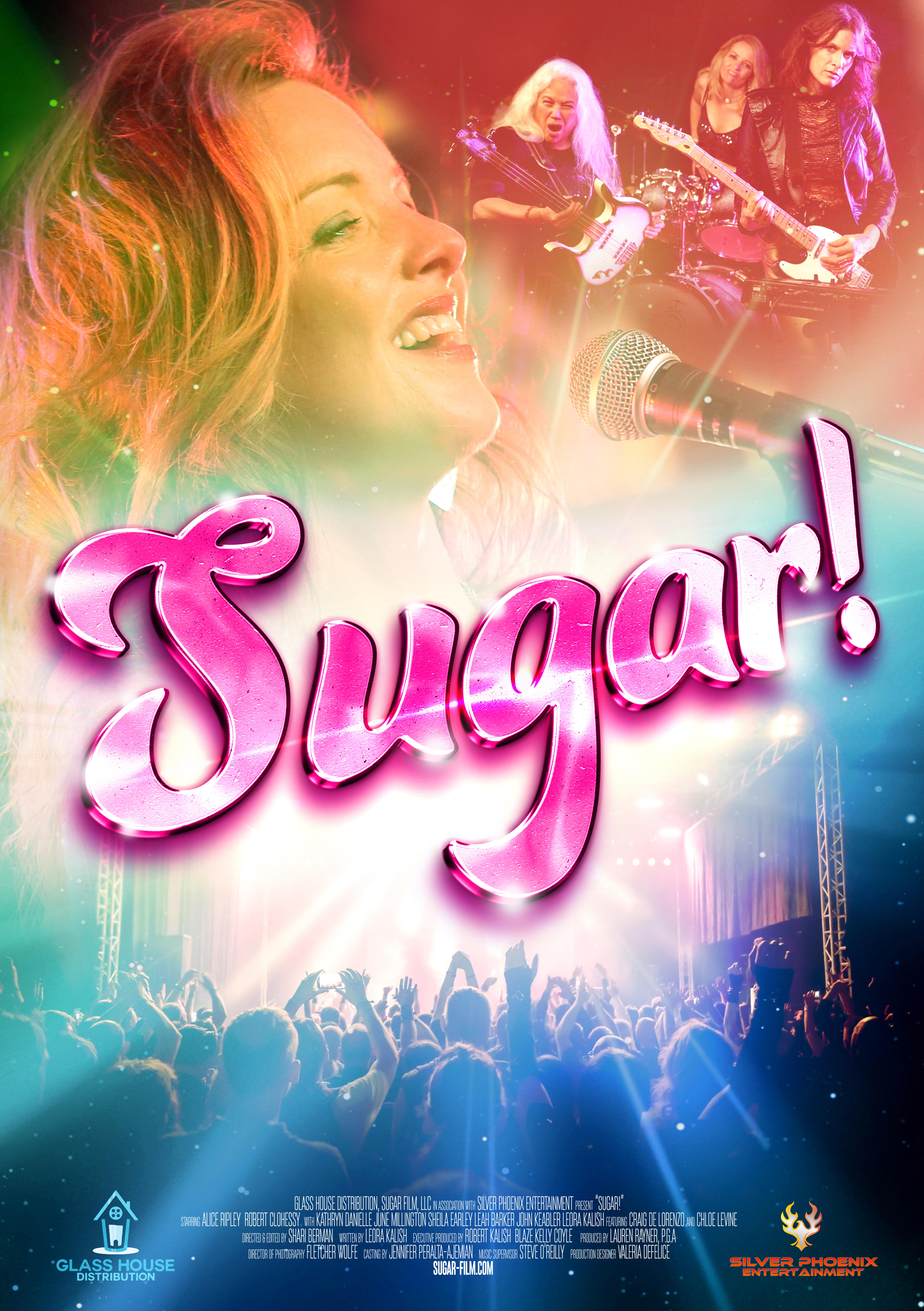 Sugar! kapak