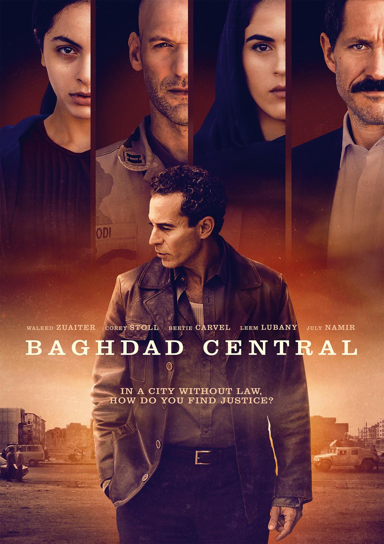 Baghdad Central kapak