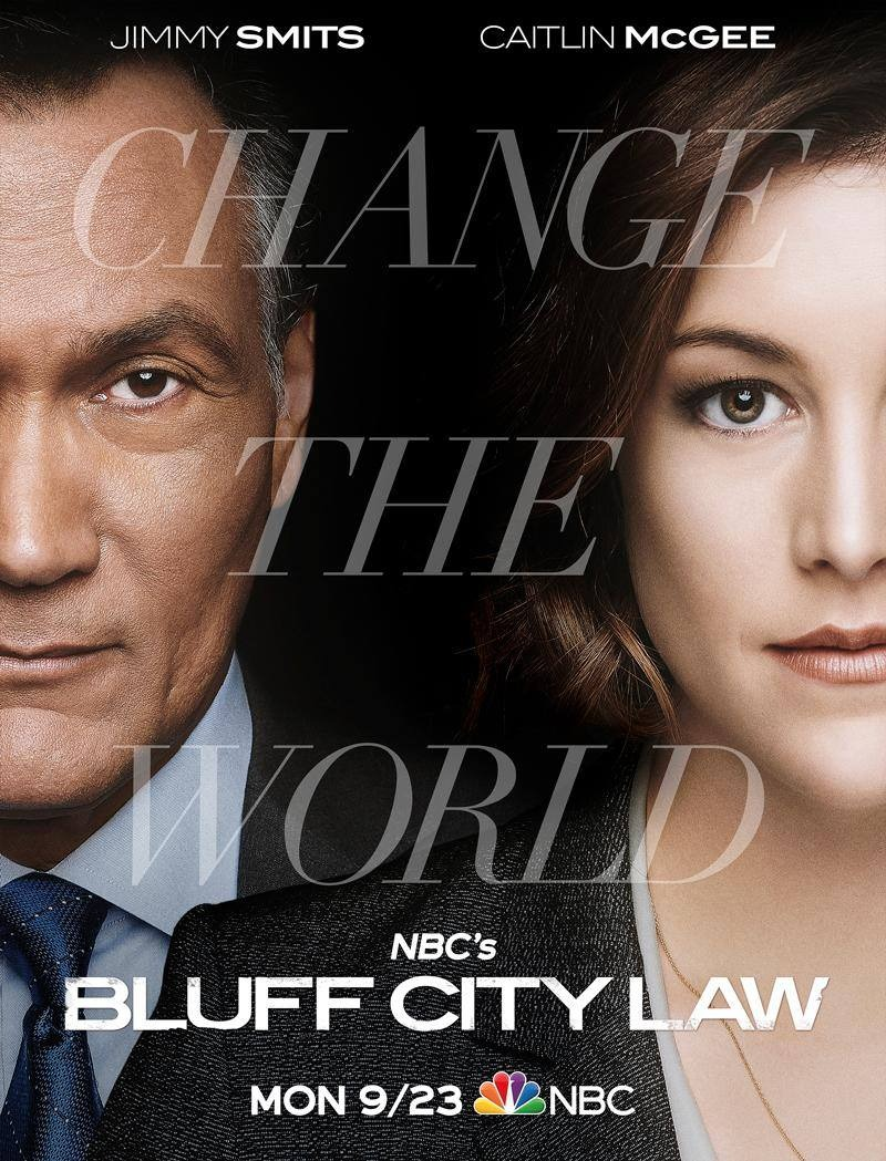 Bluff City Law kapak