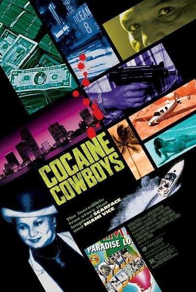 Cocaine Cowboys kapak