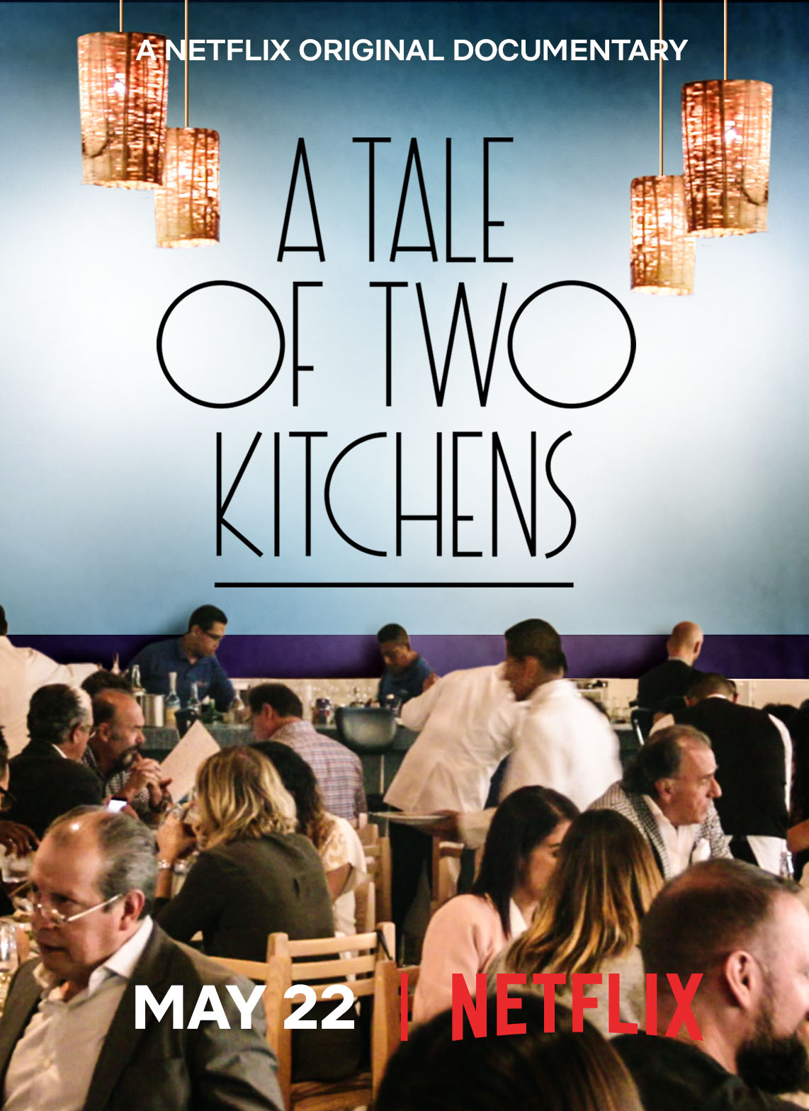 A Tale of Two Kitchens kapak