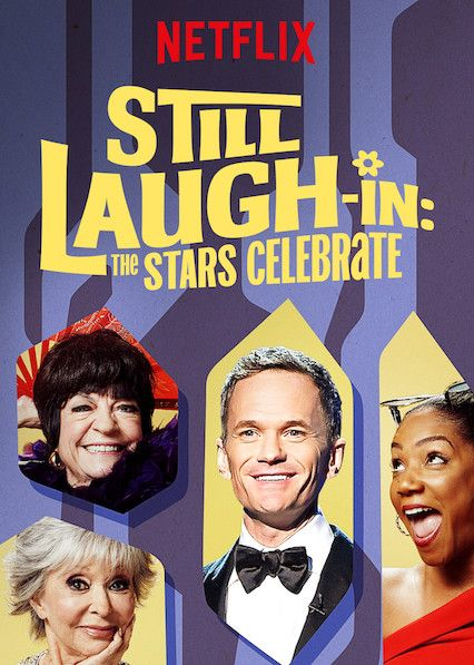 Still Laugh-In: The Stars Celebrate kapak
