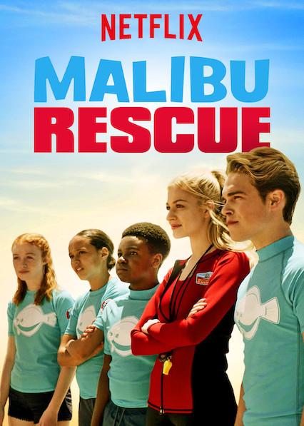 Malibu Rescue kapak