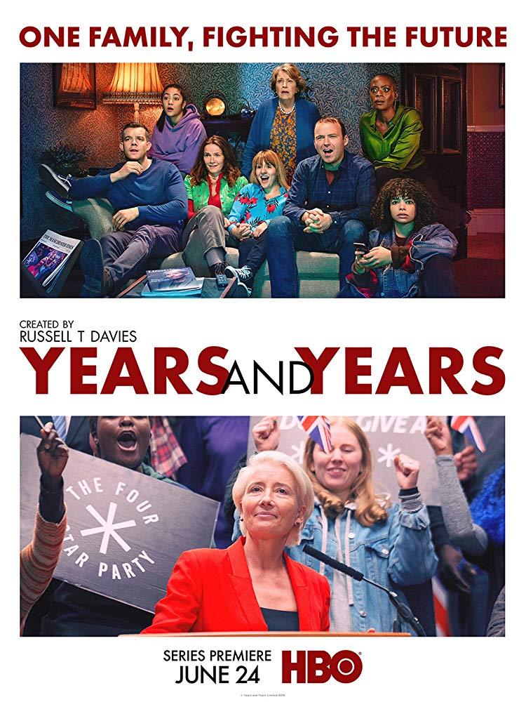 Years and Years kapak