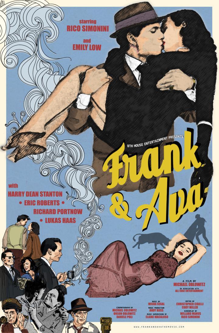 Frank and Ava kapak