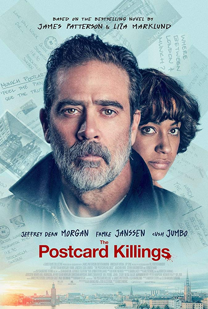 The Postcard Killings kapak