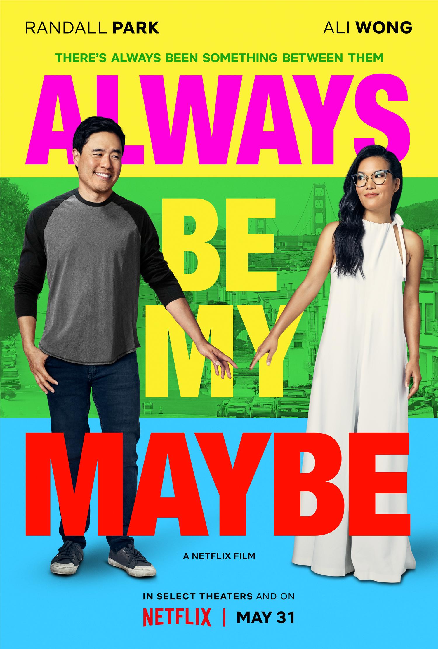 Always Be My Maybe kapak