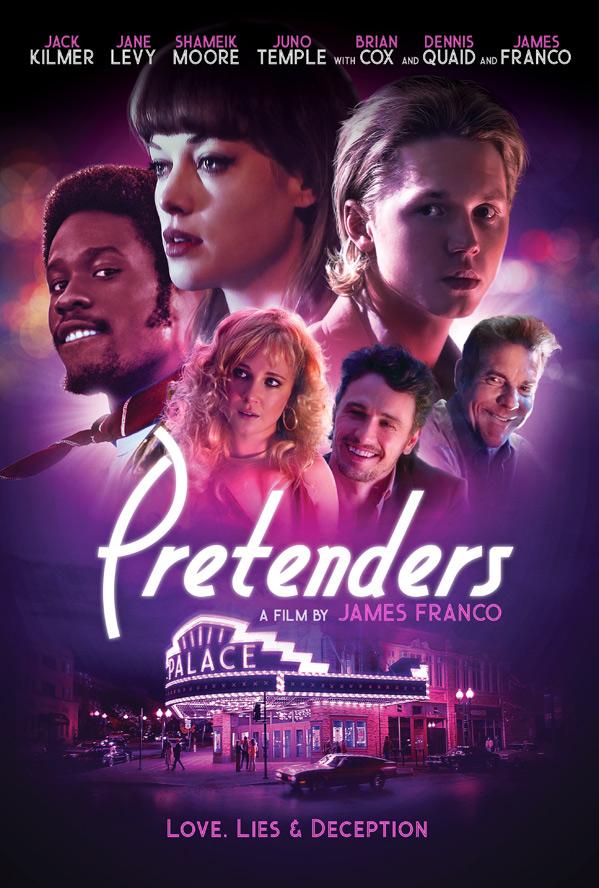 The Pretenders kapak