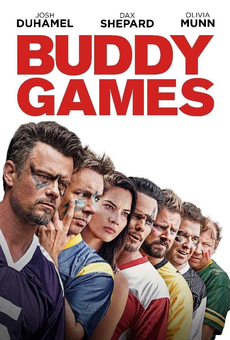 Buddy Games kapak