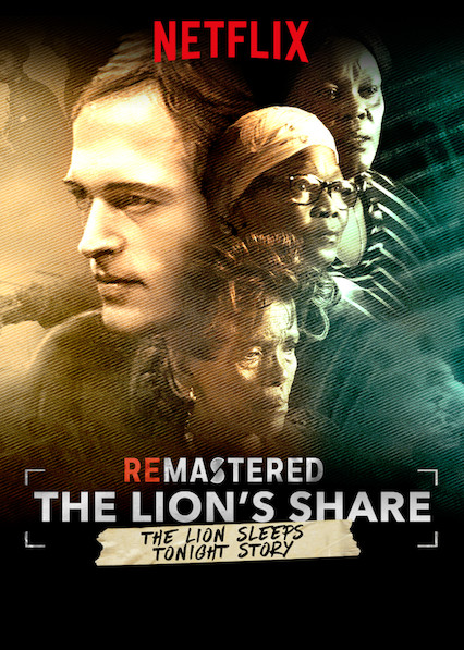 ReMastered: The Lion's Share kapak