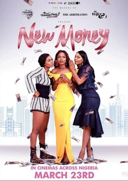 New Money kapak