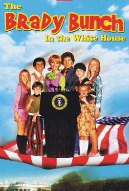 The Brady Bunch in the White House kapak