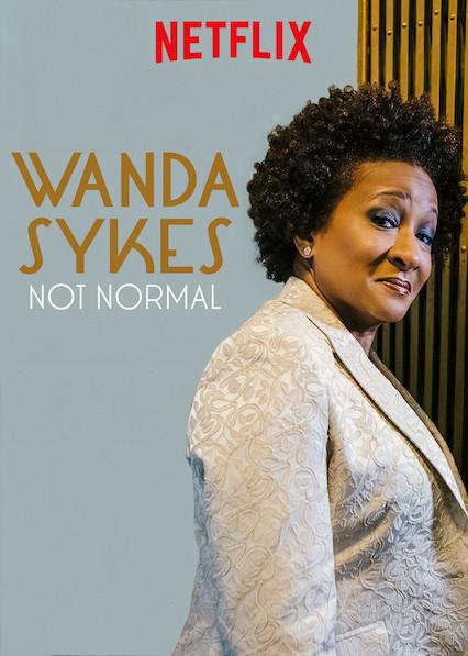Wanda Sykes: Not Normal kapak