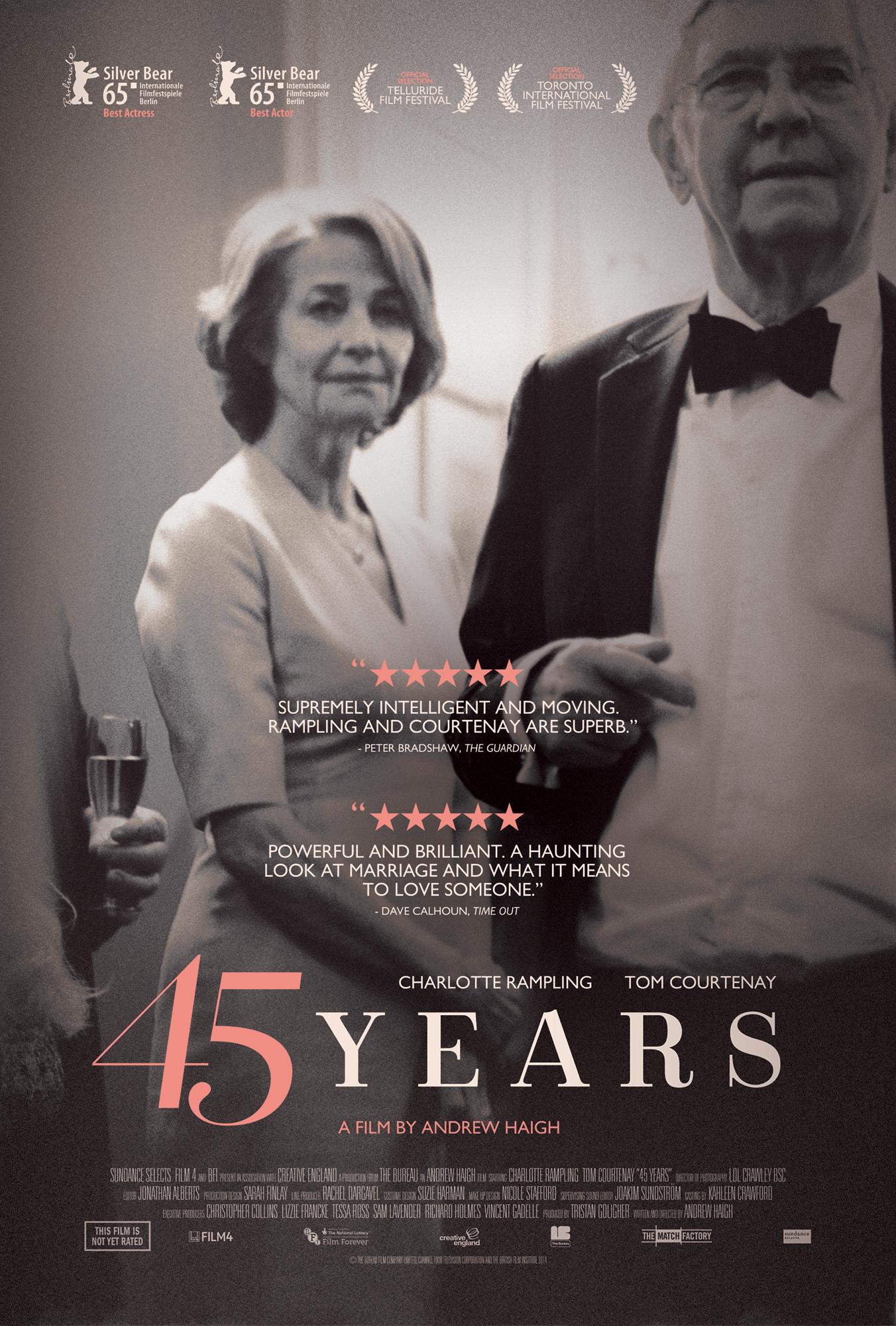 45 Years kapak