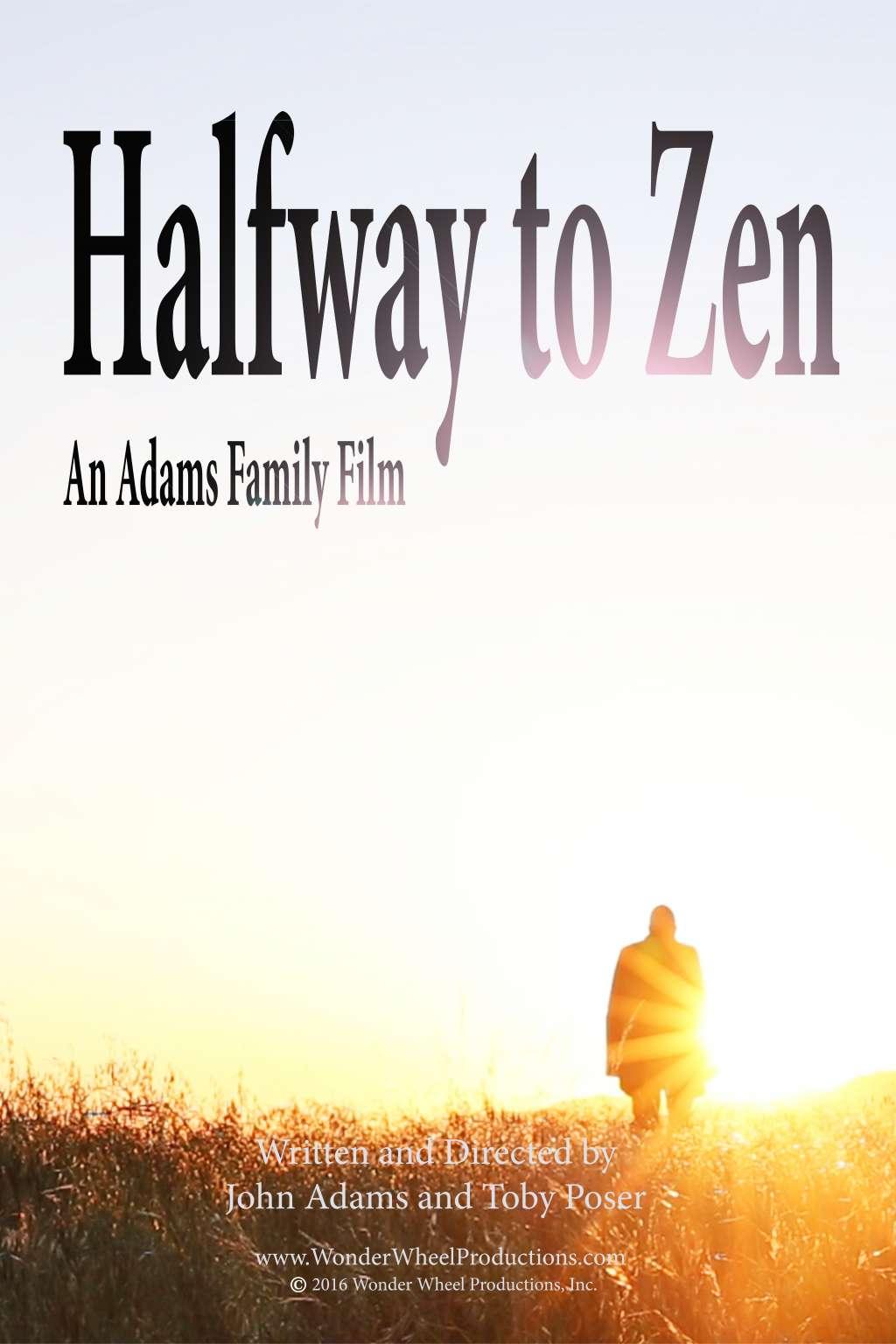 Halfway to Zen kapak