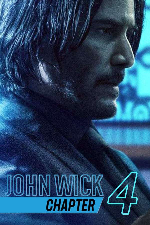 John Wick: Chapter 4 kapak