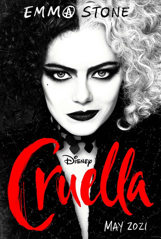Cruella kapak