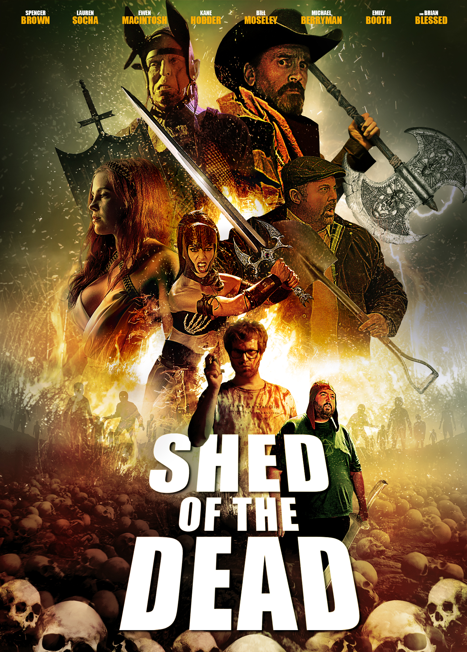 Shed of the Dead kapak
