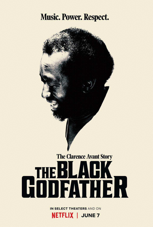 The Black Godfather kapak