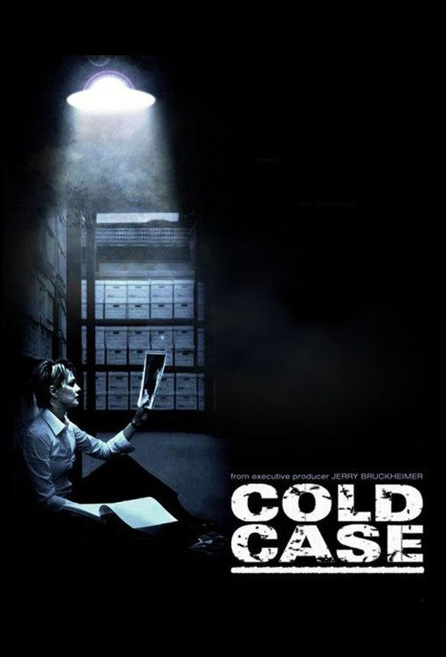 Cold Case kapak