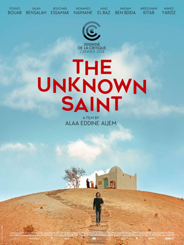 The Unknown Saint kapak