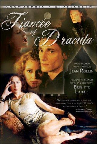 La fiancée de Dracula kapak