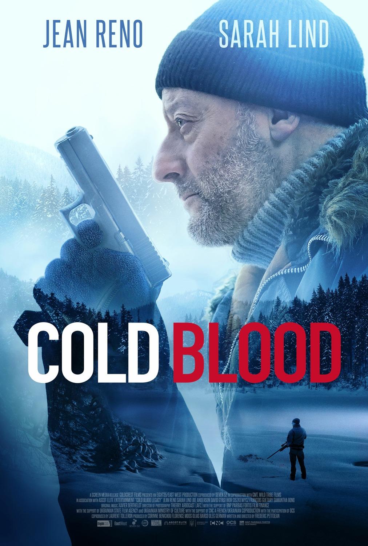 Cold Blood kapak