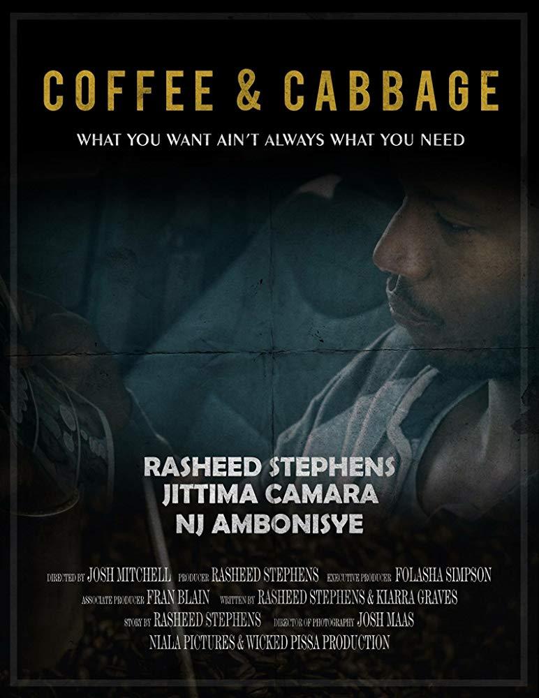 Coffee & Cabbage kapak