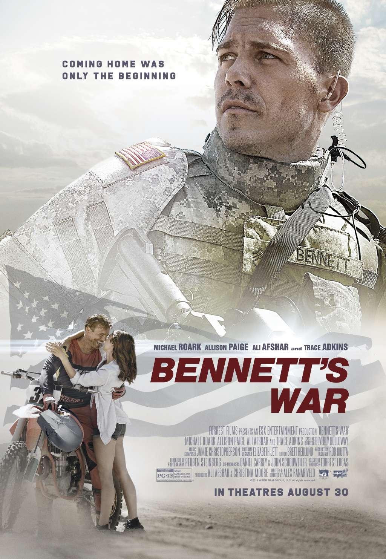 Bennett's War kapak